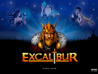 Excalibur - игровой автомат