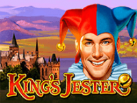 King's Jester автомат