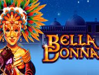 Bella Donna от Novomatic - известная игра с бонус-знаками