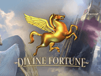 В казино Вулкан с выводом денег Divine Fortune