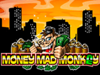 Money Mad Monkey на сайте казино от Microgaming