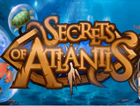 Секреты Атлантиды от Netent - азартная игра из классической коллекции