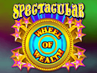 Spectacular Wheel Of Wealth на сайте казино от Microgaming