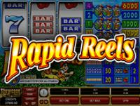 играть Rapid Reels онлайн