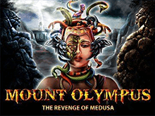 Играть в Mount Olympus – Revenge Of Medusa со стартовым бонусом
