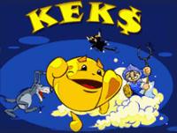 Игровой аппарат Keks онлайн