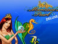 Игровой аппарат Mermaid's Pearl Deluxe онлайн