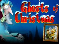 Призраки Рождества от Playtech - азартная игра с оригинальным сюжетом
