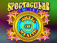 Spectacular Wheel Of Wealth на сайте казино от Microgaming