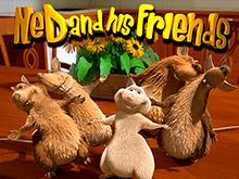 Игровой автомат Ned And His Friends