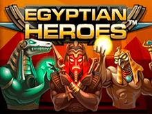 Играть в аппарат Egyptian Heroes