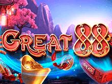 Great 88 – играть онлайн в аппарат с качественной графикой