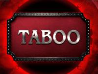 Игровой аппарат Taboo